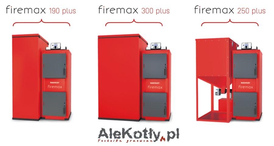 Rakoczy FireMax w AleKotły.pl